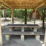 野外テーブル-写真2